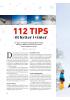112 TIPS til hytter i vinter