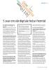 5 svar om vår digitale helse-fremtid