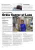 60 mister jobben Orkla flagger ut Lano