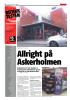 Allright på Askerholmen