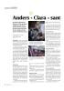 Anders + Clara = sant