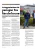 Anleggsarbeidere får pensjon fra første krone