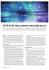 ATTD 2018: Mye avansert teknologi på vei