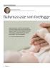 Babymassasje som forebygge nde og terapeutisk tiltak