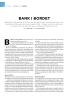 BANK I BORDET