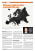 Bitumen-tradere endrer markedet i Europa