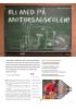 BLI MED PÅ MOTORSAGSKOLEN
