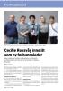 Cecilie Roksvåg innstilt som ny forbundsleder