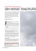 Den norske trailersjåfØøREN ER EN TRUET ART