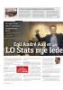 Egil André Aas er LO Stats nye leder