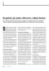 Engelsk på jobb utfordrer sikkerheten