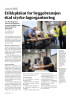Etikkplakat for byggebransjen skal styrke fagorganisering