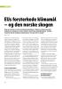 EUs forsterkede klimamål - og den norske skogen