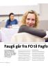Faugli går fra FO til Fagfo rbundet