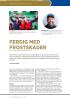FERDIG MED FROSTSKADER