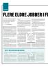 FLERE ELDRE JOBBER I FINANSNÆRINGEN