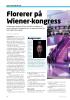 Florerer på Wiener-kongress