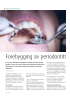 Forebygging av periodontitt
