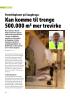 Fremtidsplaner på Saugbrugs: Kan komme til trenge 500.000 m3 mer trevirke