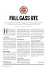 FULL GASS UTE