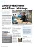 Gamle labdatasystemer skal skiftes ut i Midt-Norge