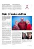 Geir Granås slutter