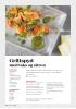 Grillspyd med laks og sitron