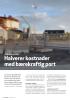 Halverer kostnader med bærekraftig port