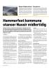 Hammerfest kommune stanser Nussir midlertidig
