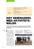 HØY SEMINANDEL MED AKTIVITETSMÅLER