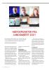 HØYDEPUNKTER FRA LANDSMØTET 2021