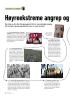Høyreekstreme angrep og terror i Norge