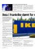 Ikea i Frankrike dømt for spionasje