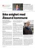 Ikke enighet med Ålesund kommune