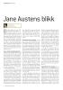 Jane Austens blikk