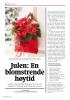 Julen: En blomstrende høytid