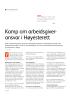 Kamp om arbeidsgiveransvar i Høyesterett