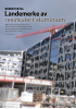 ØKERN PORTAL: Landemerke av resirkulert aluminium