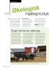 Økologisk mjølkeprodukssjon inn i framtida