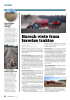 Kornavlingene tørket bort i Sverige