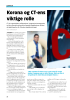 Korona og CT-ens viktige rolle