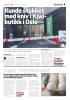 Kunde stukket med kniv i Kiwibutikk i Oslo
