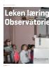 Leken læring på Observatoriet