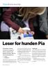Leser for hunden Pia