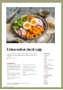 Linsesalat med egg
