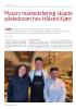 Massiv markedsføring skapte påskeboom hos Håland Kjøtt