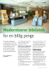 Moderniserer bibliotek for en billig penge