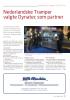Nederlandske Tramper valgte Dynatec som partner