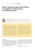 Noen organisatoriske utfordringer ved digital transformasjon av offentlig sektor F