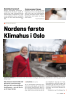 Nordens første Klimahus i Oslo